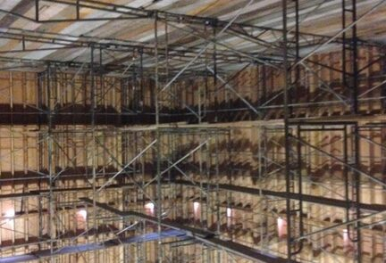 Marshall Scaffold Project